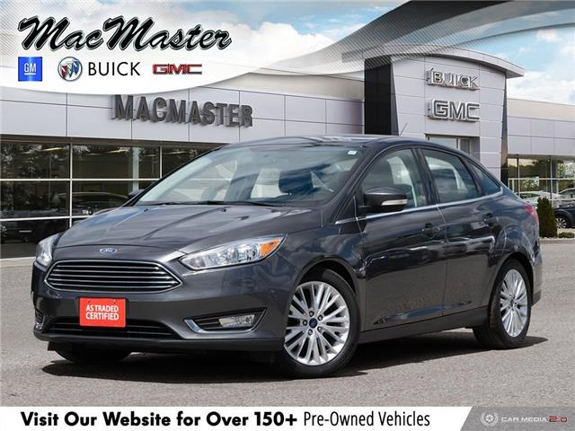 2016 Ford Focus Titanium (Stk: U300255-OC) in Orangeville - Image 1 of 29