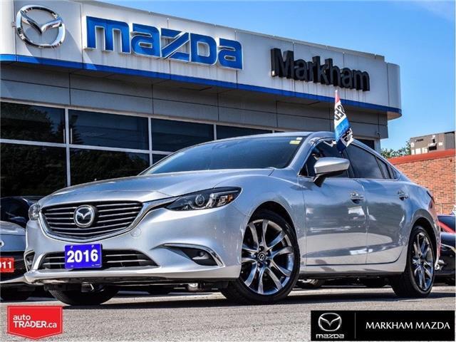 2016 Mazda MAZDA6 GT (Stk: P1980) in Markham - Image 1 of 30