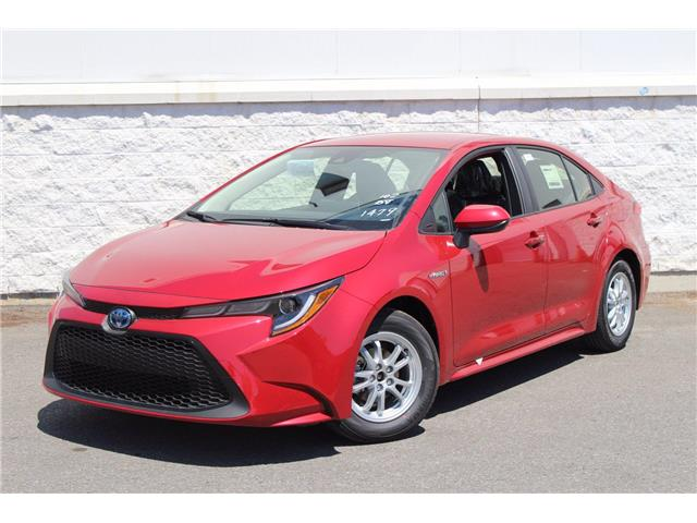 2020 Toyota Corolla Hybrid Base (Stk: 28451) in Ottawa - Image 1 of 23
