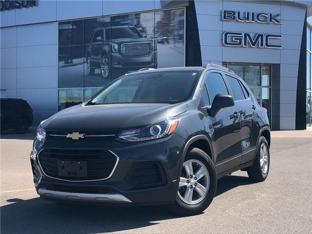 2018 Chevrolet Trax LT (Stk: U174686) in Mississauga - Image 1 of 28