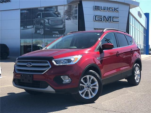 2018 Ford Escape SEL (Stk: UC23859) in Mississauga - Image 1 of 29