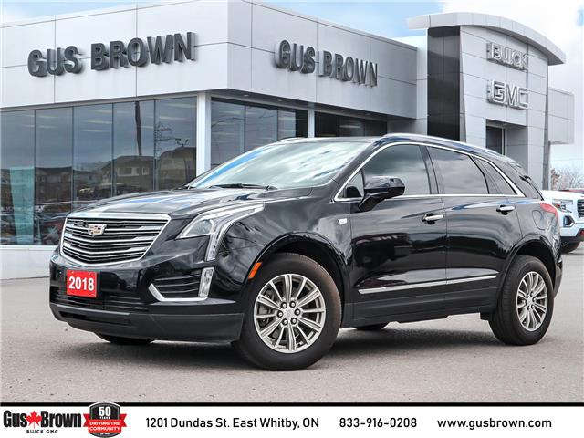 2018 Cadillac XT5 Luxury (Stk: Z242502X) in WHITBY - Image 1 of 27