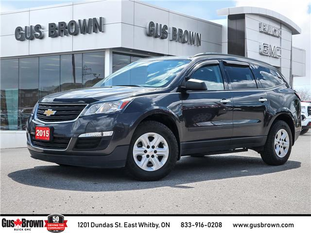2015 Chevrolet Traverse LS (Stk: T124517C) in WHITBY - Image 1 of 24