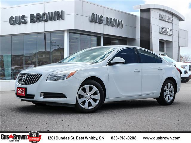 2012 Buick Regal Base w/Canadian Comfort Pkg. (Stk: TC211489) in WHITBY - Image 1 of 23