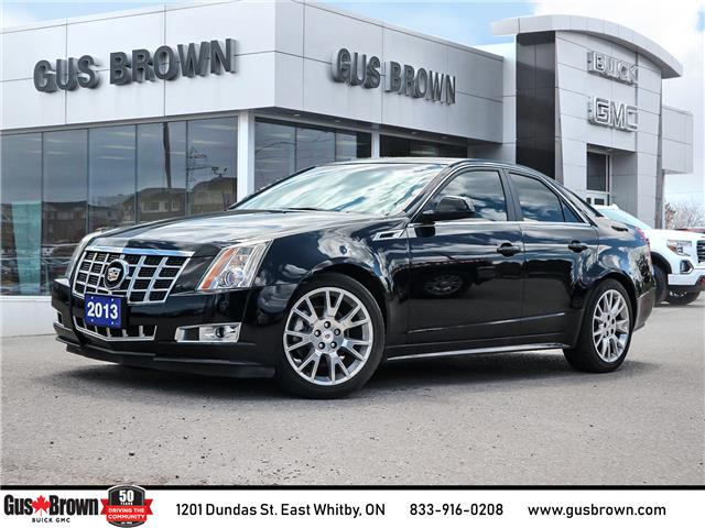 2013 Cadillac CTS Performance Collection (Stk: TC152065) in WHITBY - Image 1 of 24