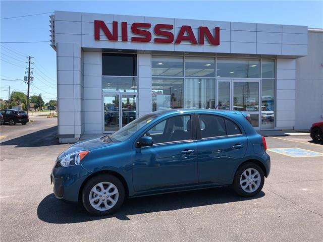 2019 Nissan Micra SV (Stk: 19394A) in Sarnia - Image 1 of 20