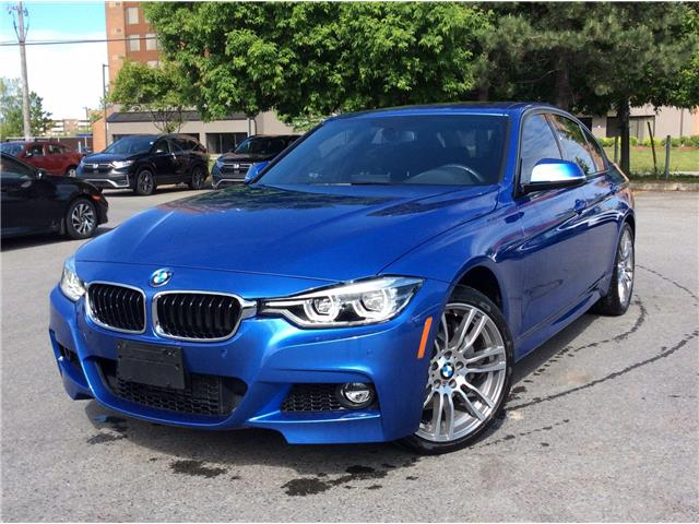 2017 BMW 340i xDrive (Stk: P9458) in Gloucester - Image 1 of 27