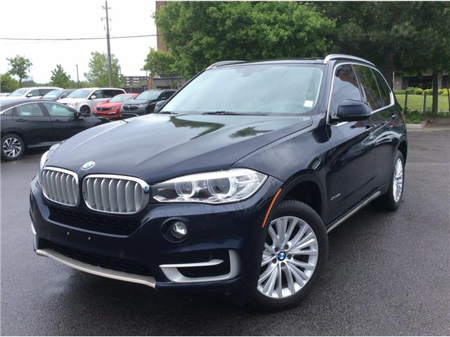 2015 BMW X5 xDrive35i (Stk: P9357) in Gloucester - Image 1 of 28