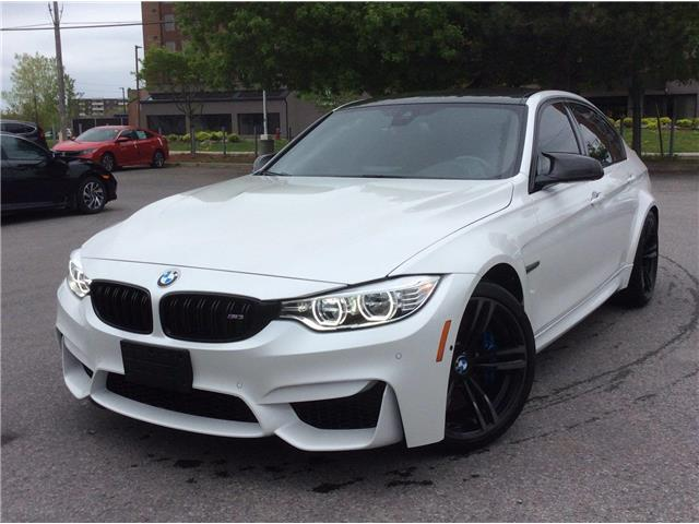 2015 BMW M3 Base (Stk: P9420) in Gloucester - Image 1 of 28