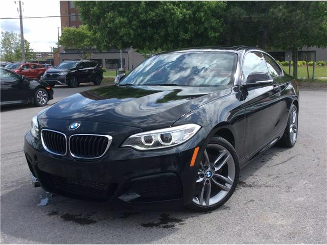 2016 BMW 228i xDrive (Stk: P9339) in Gloucester - Image 1 of 23
