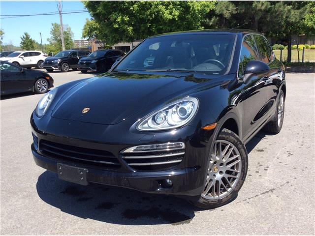 2013 Porsche Cayenne S (Stk: 13852A) in Gloucester - Image 1 of 27