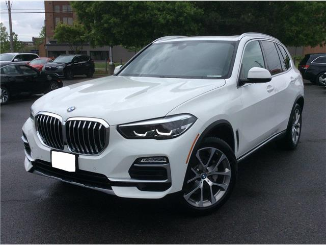 2019 BMW X5 xDrive40i (Stk: P9378) in Gloucester - Image 1 of 27
