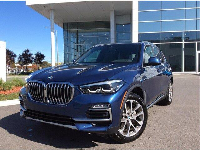 2019 BMW X5 xDrive40i (Stk: P9377) in Gloucester - Image 1 of 29