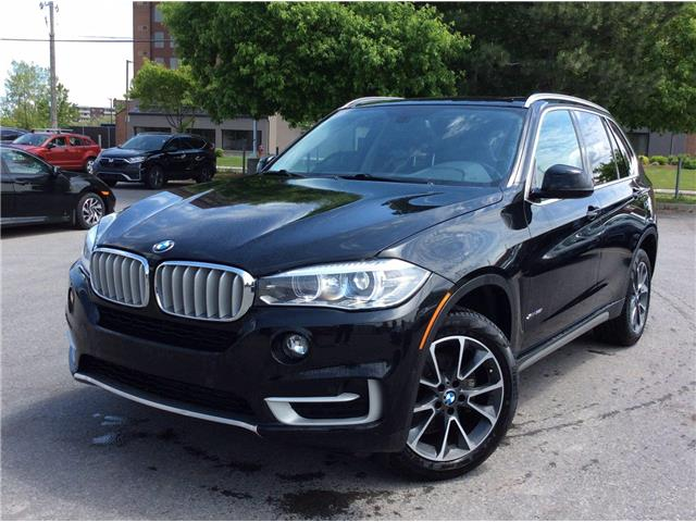 2016 BMW X5 xDrive35i (Stk: P9341) in Gloucester - Image 1 of 27