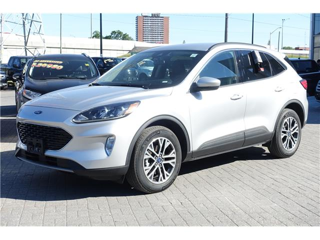 2020 Ford Escape SEL (Stk: 956270) in Ottawa - Image 1 of 12