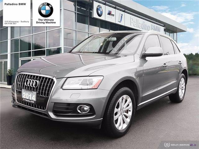 2014 Audi Q5 2.0 Progressiv (Stk: 0154A) in Sudbury - Image 1 of 25