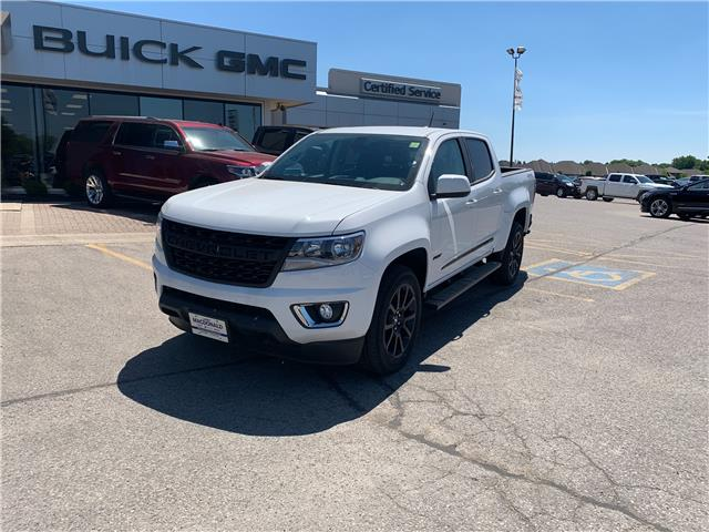 2020 Chevrolet Colorado LT (Stk: 46314) in Strathroy - Image 1 of 7