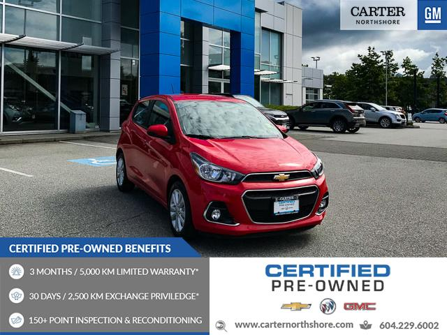 2017 Chevrolet Spark 1LT CVT (Stk: 973940) in North Vancouver - Image 1 of 26