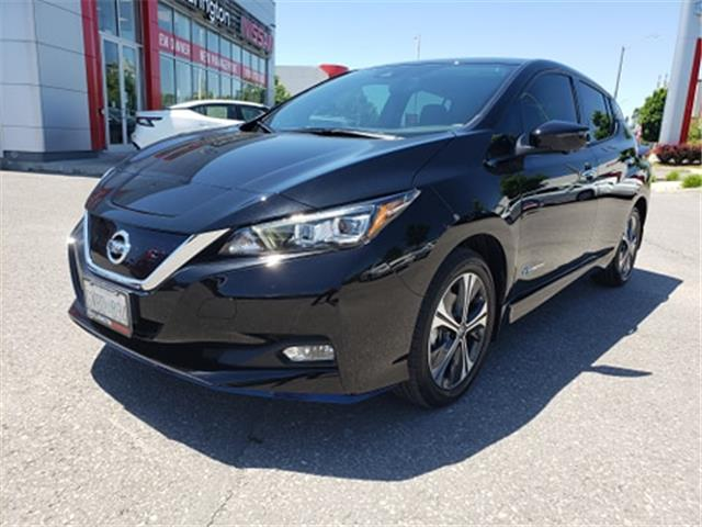 2019 Nissan LEAF SL PLUS (Stk: KC318823) in Bowmanville - Image 1 of 33