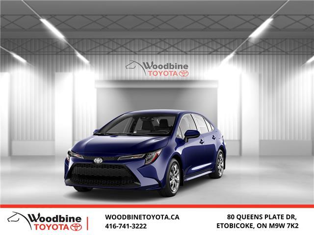 2020 Toyota Corolla LE (Stk: 20-743) in Etobicoke - Image 1 of 13
