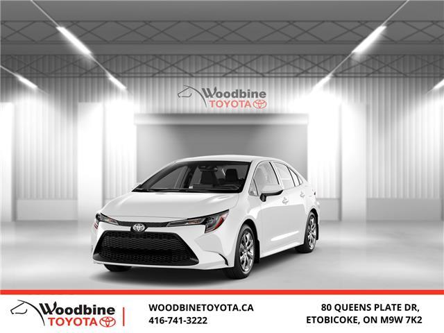 2020 Toyota Corolla LE (Stk: 20-622) in Etobicoke - Image 1 of 11