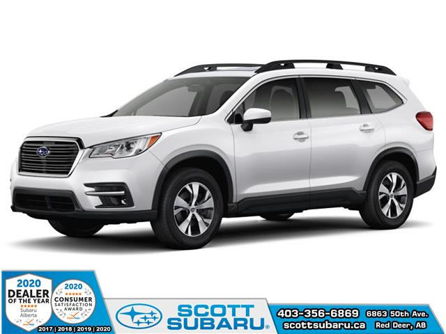 2020 Subaru Ascent Touring (Stk: 468557) in Red Deer - Image 1 of 8