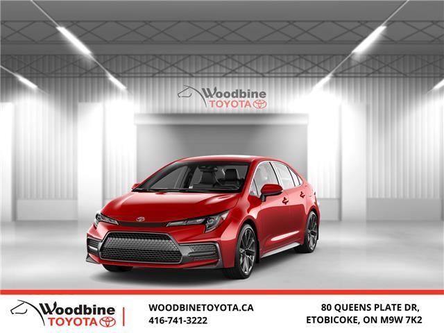 2020 Toyota Corolla XSE (Stk: 20-090) in Etobicoke - Image 1 of 12