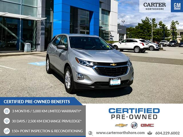 2018 Chevrolet Equinox LS (Stk: 973920) in North Vancouver - Image 1 of 27