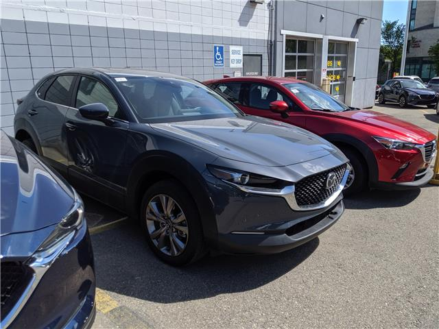 2020 Mazda CX-30 GS (Stk: H1972) in Calgary - Image 1 of 4