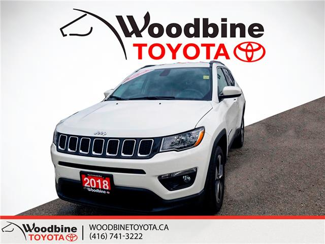 2018 Jeep Compass North (Stk: 20-580A) in Etobicoke - Image 1 of 24