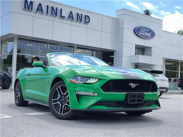 2019 Ford Mustang GT Premium (Stk: 9F17015A) in Vancouver - Image 1 of 30