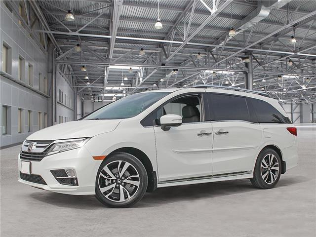 2020 Honda Odyssey Touring (Stk: 8L52510) in Vancouver - Image 1 of 23