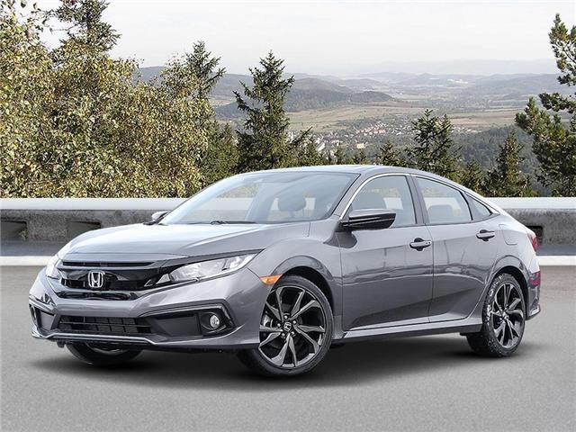 2020 Honda Civic Sport (Stk: 20474) in Milton - Image 1 of 23