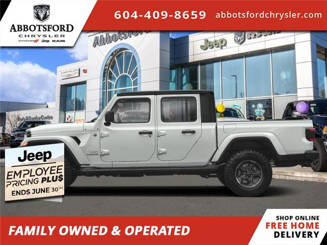 2020 Jeep Gladiator Overland (Stk: L190516) in Abbotsford - Image 1 of 1
