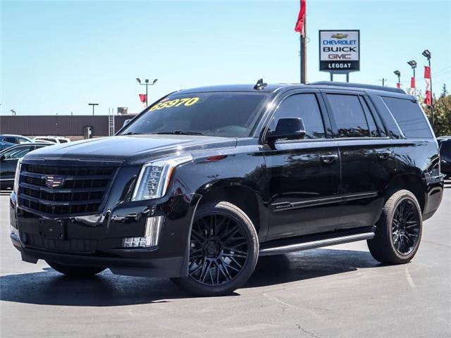2017 Cadillac Escalade Luxury (Stk: C01) in Burlington - Image 1 of 29