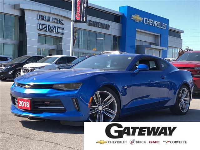 2018 Chevrolet Camaro 2LT / RS PACKAGE / AUTOMATIC / REAR VIEW CAMERA / (Stk: 223912A) in BRAMPTON - Image 1 of 21