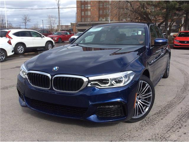 2020 BMW 530i xDrive (Stk: 13828) in Gloucester - Image 1 of 26