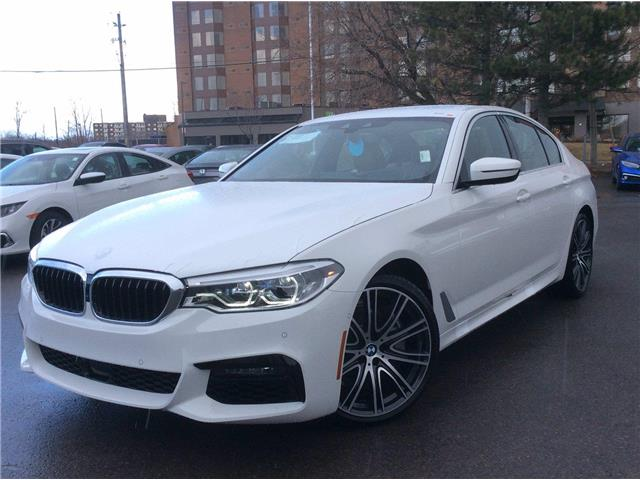 2020 BMW 540i xDrive (Stk: 13821) in Gloucester - Image 1 of 25