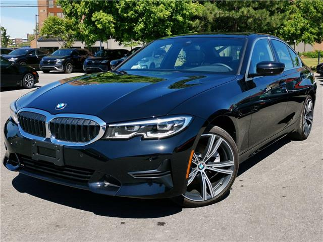 2019 BMW 330i xDrive (Stk: P9429) in Gloucester - Image 1 of 25