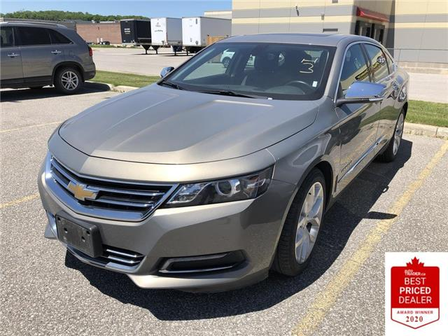 2019 Chevrolet Impala 2LZ (Stk: 6449) in Orillia - Image 1 of 1