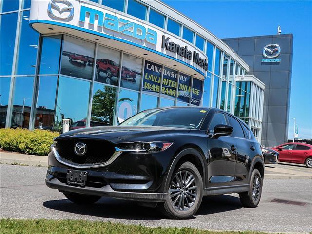 2019 Mazda CX-5 GS (Stk: M1012) in Ottawa - Image 1 of 30