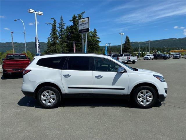 2016 Chevrolet Traverse LS (Stk: D17T222A) in Port Alberni - Image 1 of 7