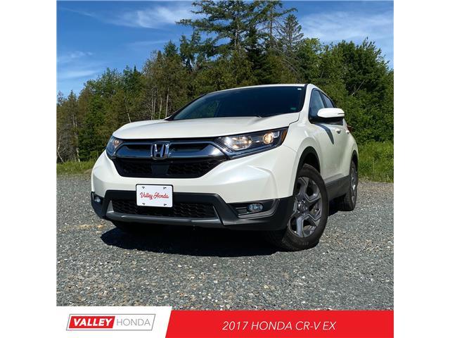 2017 Honda CR-V EX (Stk: U01426) in Woodstock - Image 1 of 9