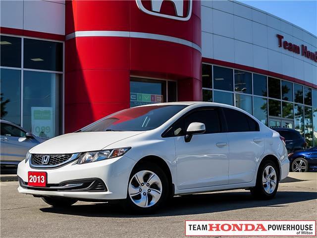 2013 Honda Civic LX (Stk: 20340A) in Milton - Image 1 of 22