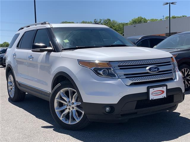 2014 Ford Explorer XLT (Stk: 20T200A) in Midland - Image 1 of 15