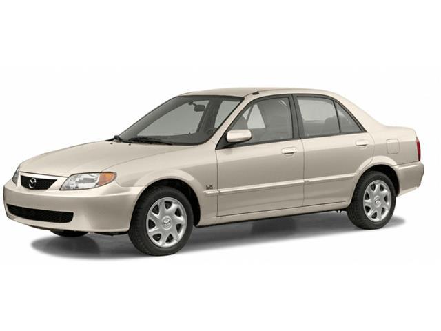Used 2002 Mazda Protege LX  - Coquitlam - Eagle Ridge Chevrolet Buick GMC