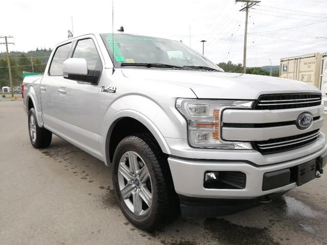 2019 Ford F-150 Lariat (Stk: 19T247) in Quesnel - Image 1 of 17