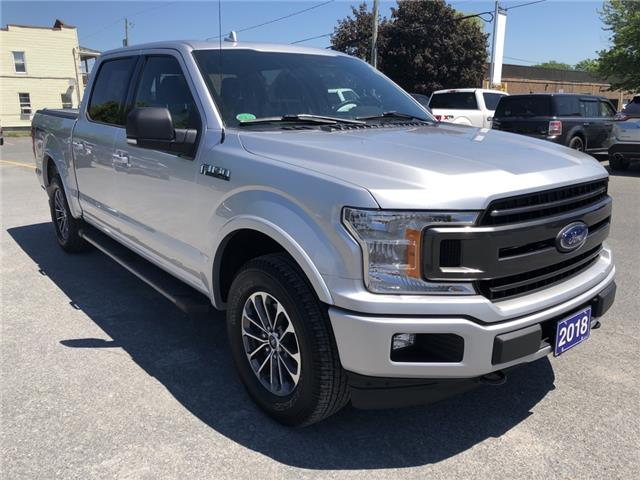 2018 Ford F-150 XLT (Stk: 20041A) in Cornwall - Image 1 of 29