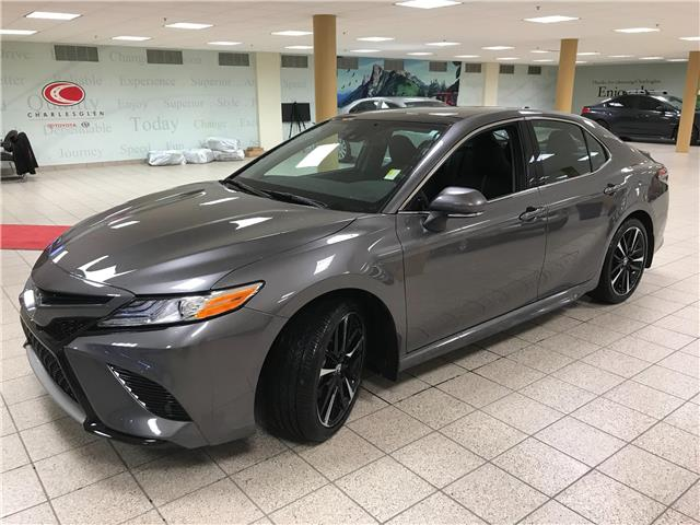 2020 Toyota Camry XSE (Stk: 200628) in Calgary - Image 1 of 18