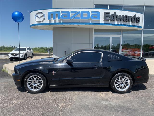 2014 Ford Mustang V6 Premium (Stk: 22281) in Pembroke - Image 1 of 9